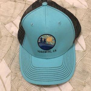 Yosemite baseball cap
